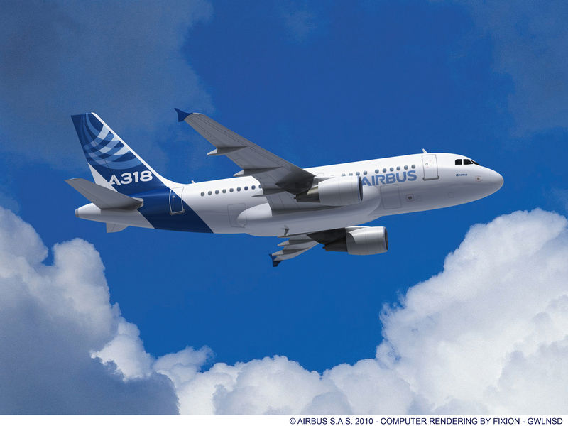 Airbus and JetBlue unveil 1st A320 in North America with Sharklets