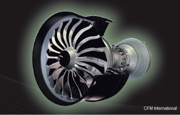 CFM - LEAP Engines