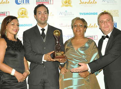 CAL-WTA Award Winner 2013