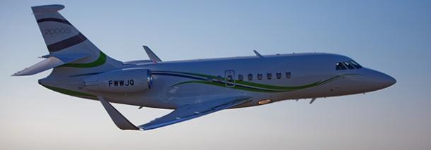 Author / Source: Dassault Falcon