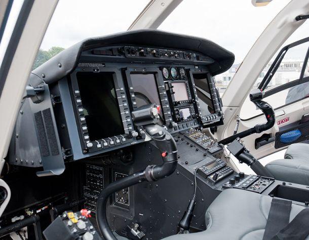 Author: Julian Herzog Bell 429 GlobalRanger C-FTNB (cn 57002) cockpit at ILA Berlin Air Show 2012.