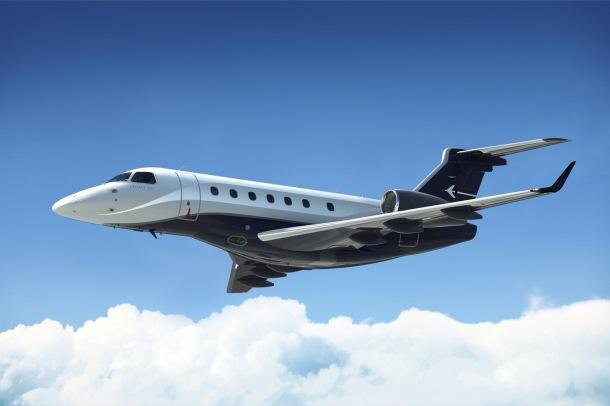 Embraer Legacy 500 Source: Embraer
