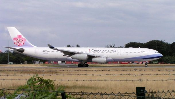China Airlines Airbus A340-300X (B-18802) in Frankfurt (EDDF). Author: Arcturus the Creative Commons Attribution-Share Alike 3.0 Unported