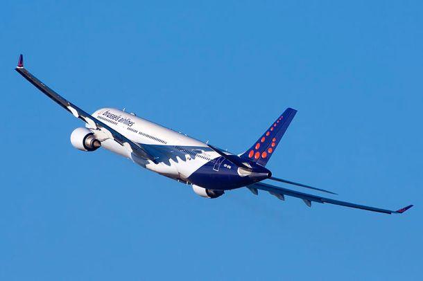 Source: OO-SFM A330 Brussels Airlines. Author: Maarten Visser