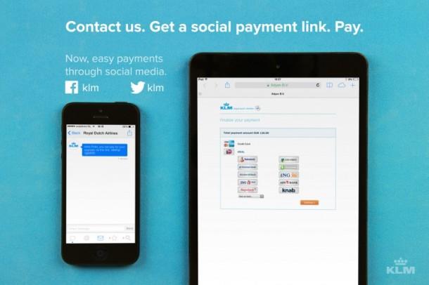 Social Payment via Facebook & Twitter