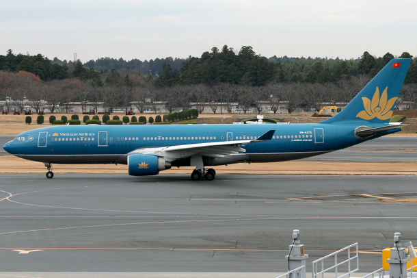 Author: Konstantin von Wedelstaedt - http://www.airliners.net/photo/Vietnam-Airlines/Airbus-A330-223/2366294/L/