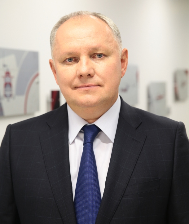 Alexander Mikheev Chief Executive Officer Rusian Helicopters