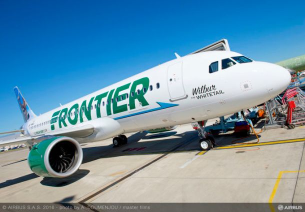 Airline is first in the U.S. to get A320neo with CFM engines
