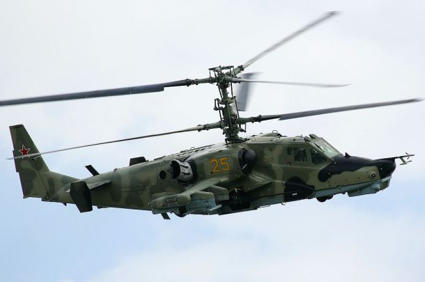 By Dmitriy Pichugin - http://www.airliners.net/photo/Russia---Air/Kamov-Ka-50/0920728/L/, GFDL 1.2, https://commons.wikimedia.org/w/index.php?curid=5896037
