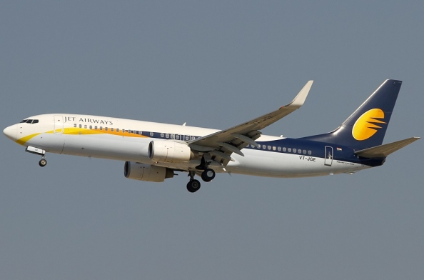 By Konstantin von Wedelstaedt - Gallery page http://www.airliners.net/photo/Jet-Airways/Boeing-737-83N/2243787/LPhoto http://cdn-www.airliners.net/aviation-photos/photos/7/8/7/2243787.jpg, GFDL 1.2, https://commons.wikimedia.org/w/index.php?curid=26799528
