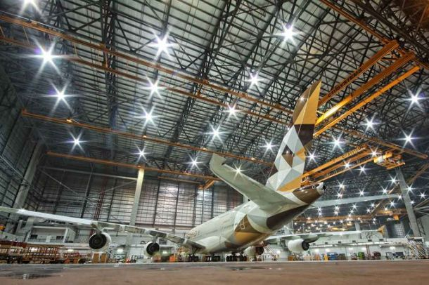 Providing A380 operators with turnkey 'heavy-check' and upgrades services under one roof