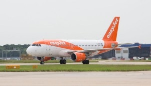 EASYJET OPEN THEIR NEW MAITENANCE HANGAR AT GATWICK AIRPORT TODAY.