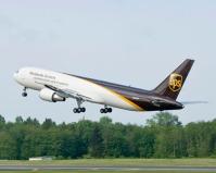 The 50th 767-F for UPS - Customer Flight K65671