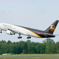 The 50th 767-F for UPS - Customer Flight K65671