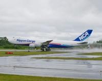 NCA Nippon Cargo 747-8F K65719