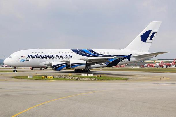 By M Radzi Desa - Malaysia Airlines Airbus A380-841, GFDL 1.2, https://commons.wikimedia.org/w/index.php?curid=29330813