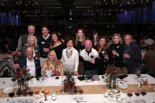 2019 American Airlines Celebrity Ski Weekend