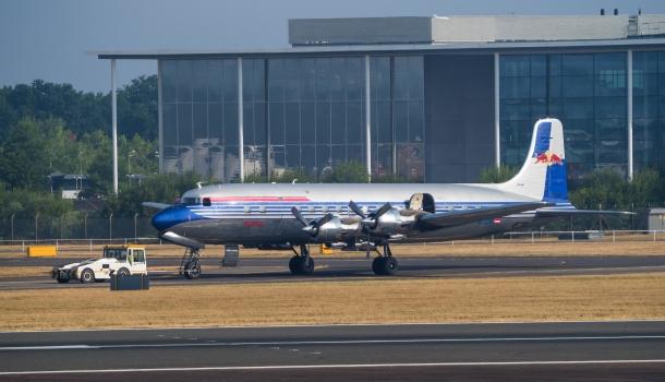 Douglas DC6 B